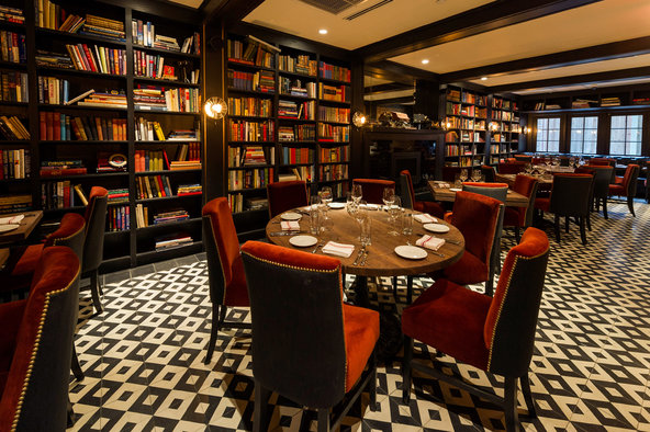 Best Thing To Happen In Yorkville –The Writing Room | Crumpets ...